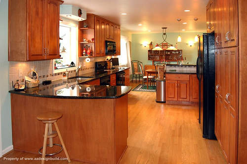 www.aadesignbuild.com, A&A Design Build Remodeling, Kitchen Remodeling, Germantown, Potomac, Rockville, Maryland, kitchen sink, Gourmet Cooking, Aging in Place