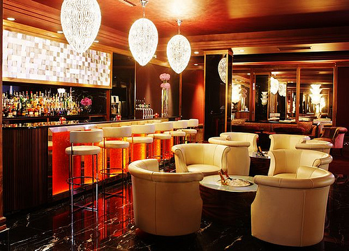 Marble Bar in The Westbury Hotel