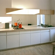 Modern White Kitchens Pretoria