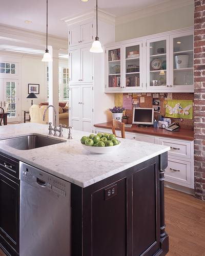 Garden Hills Addition  kitchen-desk
